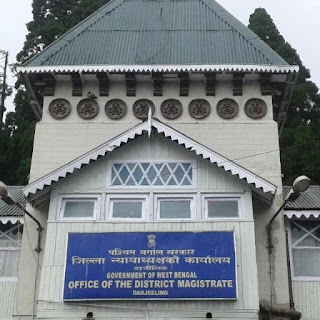 Darjeeling District Magistrate DM office