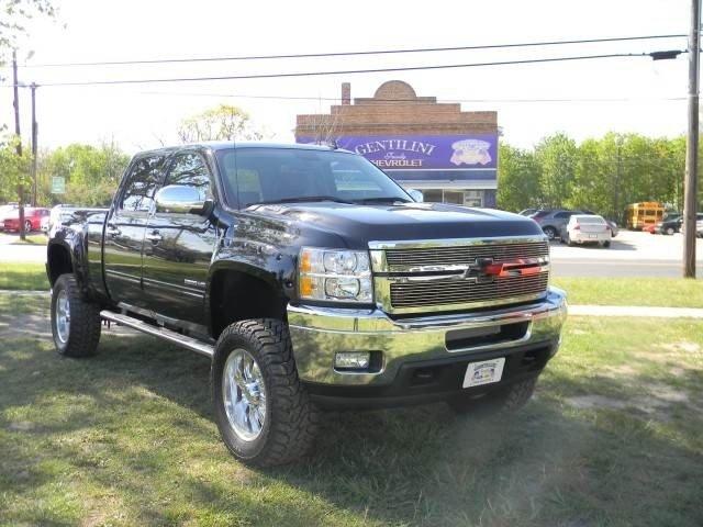 2012 Chevy Rocky Ridge Truck