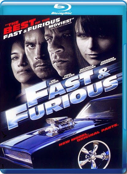 Fast & Furious 2009 Dual Audio [Hindi-English] 720p BluRay 900mb