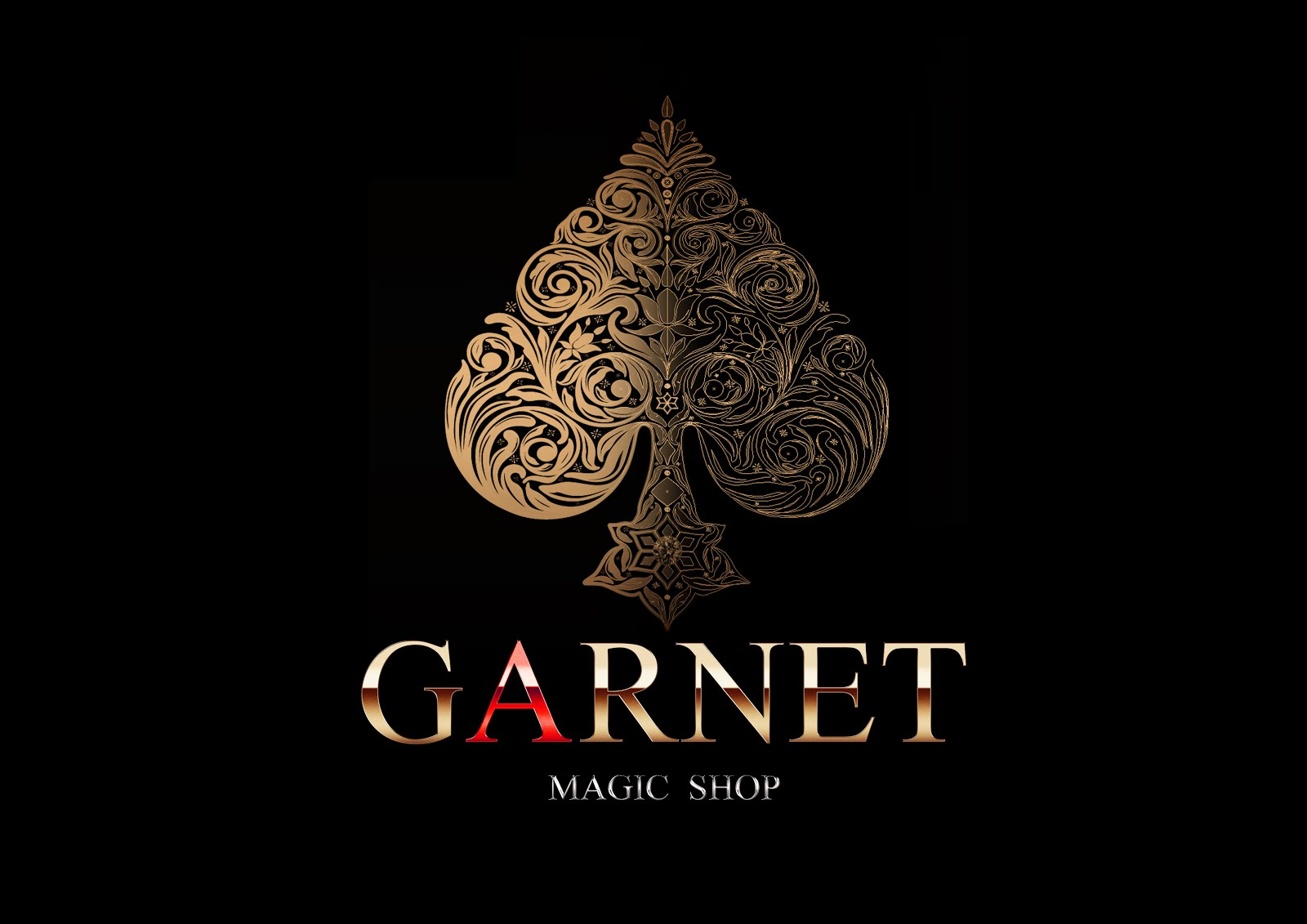 GARNET-magic shop-