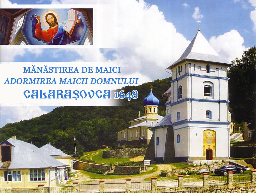 Mănăstirea Calaraşovca