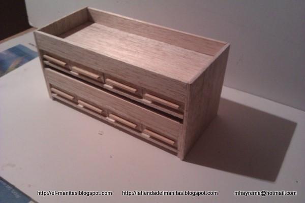El mundo de las manualidades y la artesan a cama nido for Precio cama nido doble con cajones