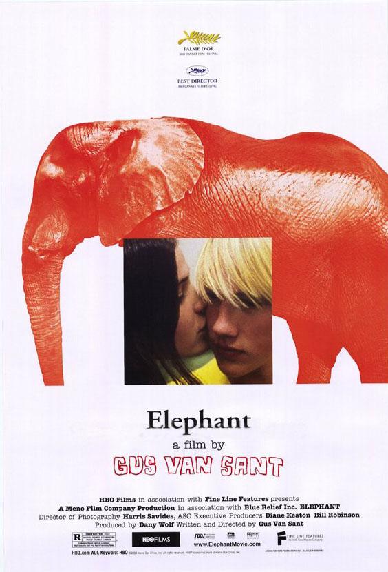 壞胚子吞電影膠囊: Elephant(2003)-(台譯:大象)觀後感