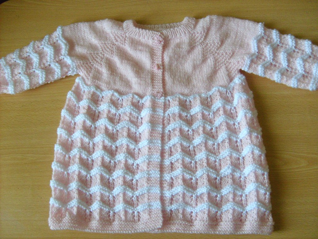 COMO TEJER Vestidos De Bebe