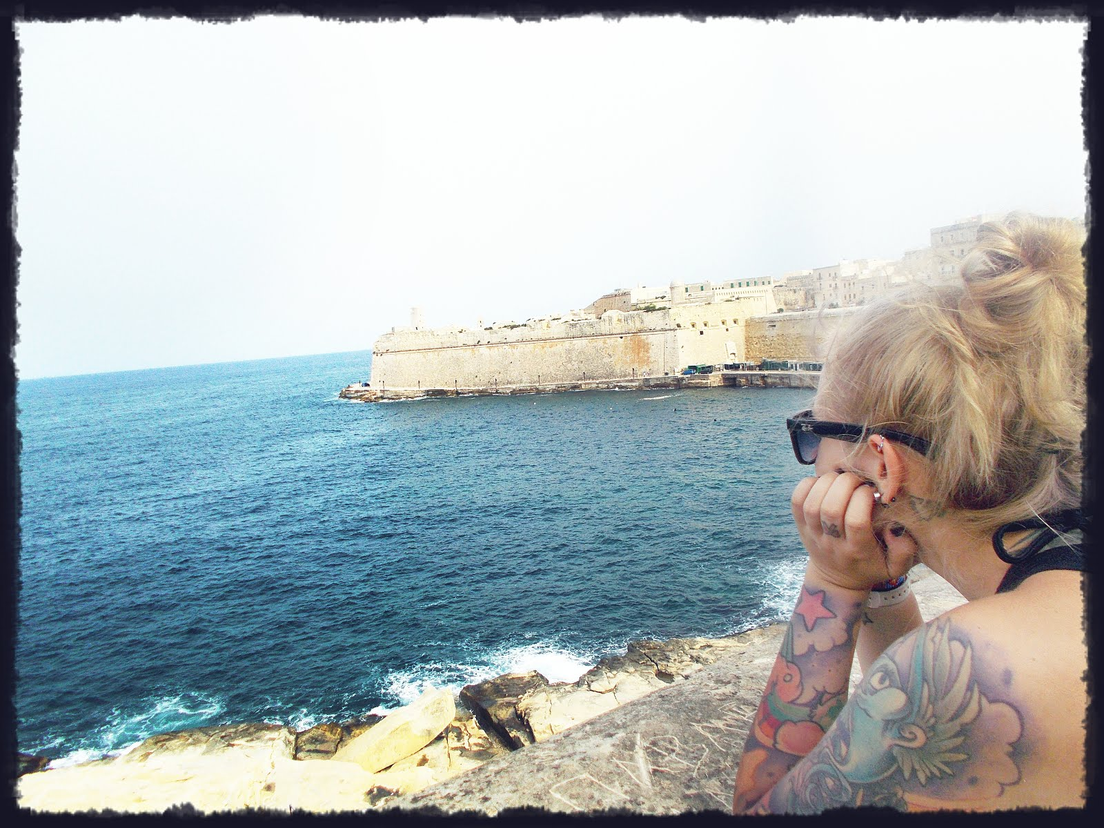 Polka mieszkająca na Malcie.