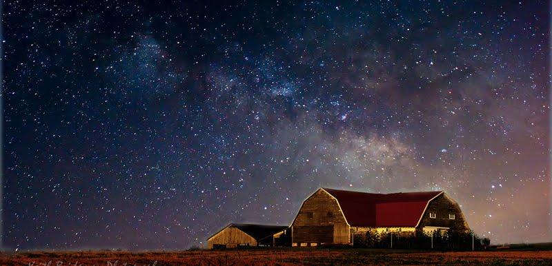 Kentucky Night Sky