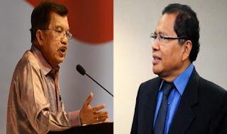 Jusuf Kalla Ancam Mundur, Ini Tanggapan Rizal Ramli