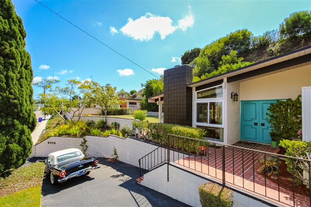 The krisel connection million dollar monday midcentury for Million dollar homes for sale in california