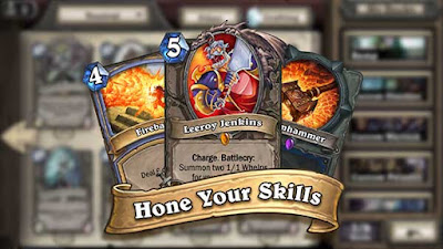 Hearthstone Heroes of Warcraft victoriatur