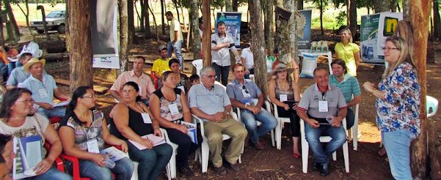 Roncador: Emater e IAPAR realiza Dia de Campo