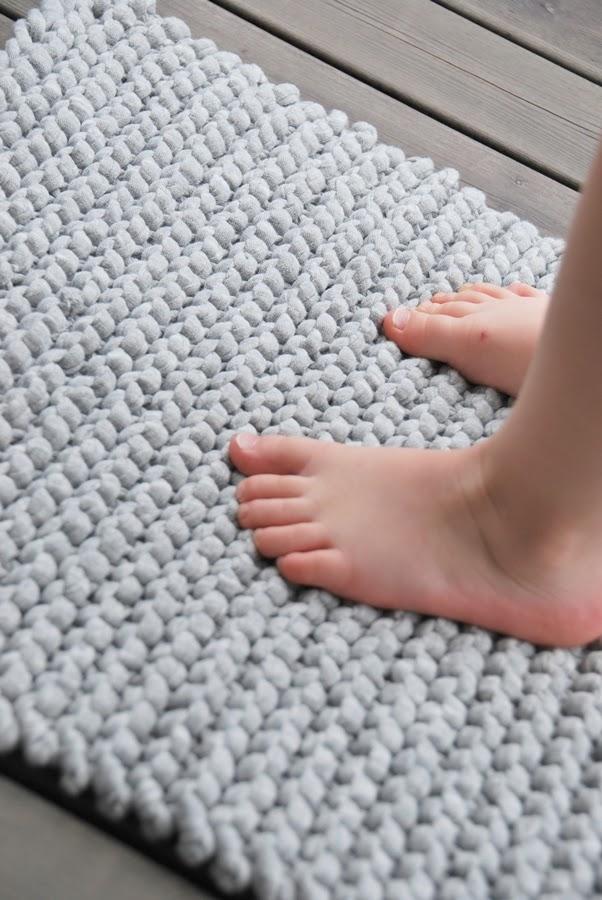 Hverdagsbloggen Hjemmestrikket matte