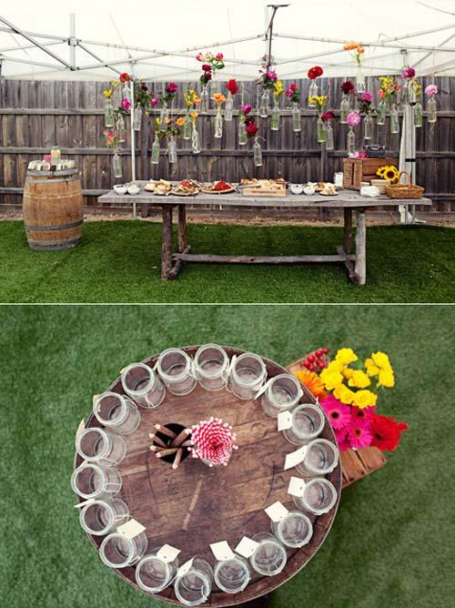 Spring Wedding Decoration Ideas