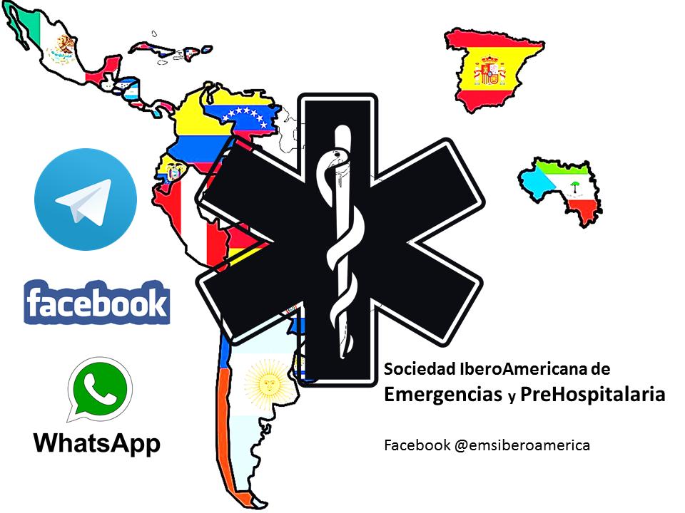 Sociedad IberoAmericana de Emergencias y PreHospitalaria.