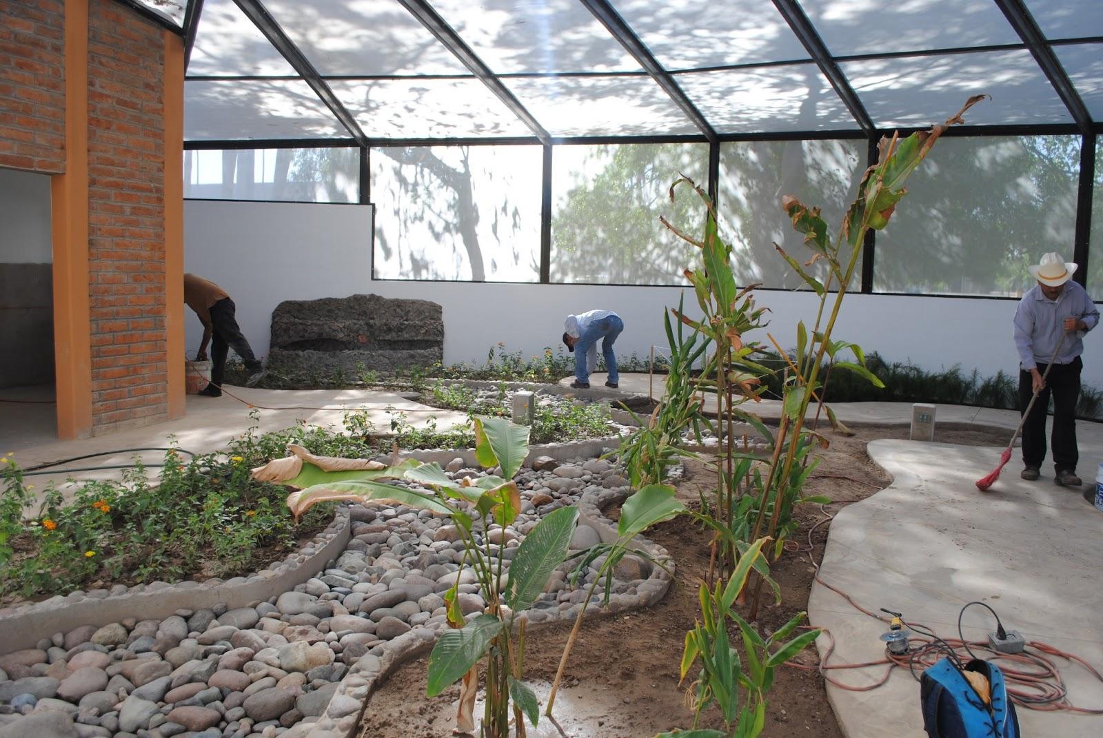 Sociedad jard n bot nico de los mochis iap for Casa jardin 8 de octubre