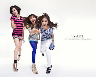 T-ARA Wallpaper