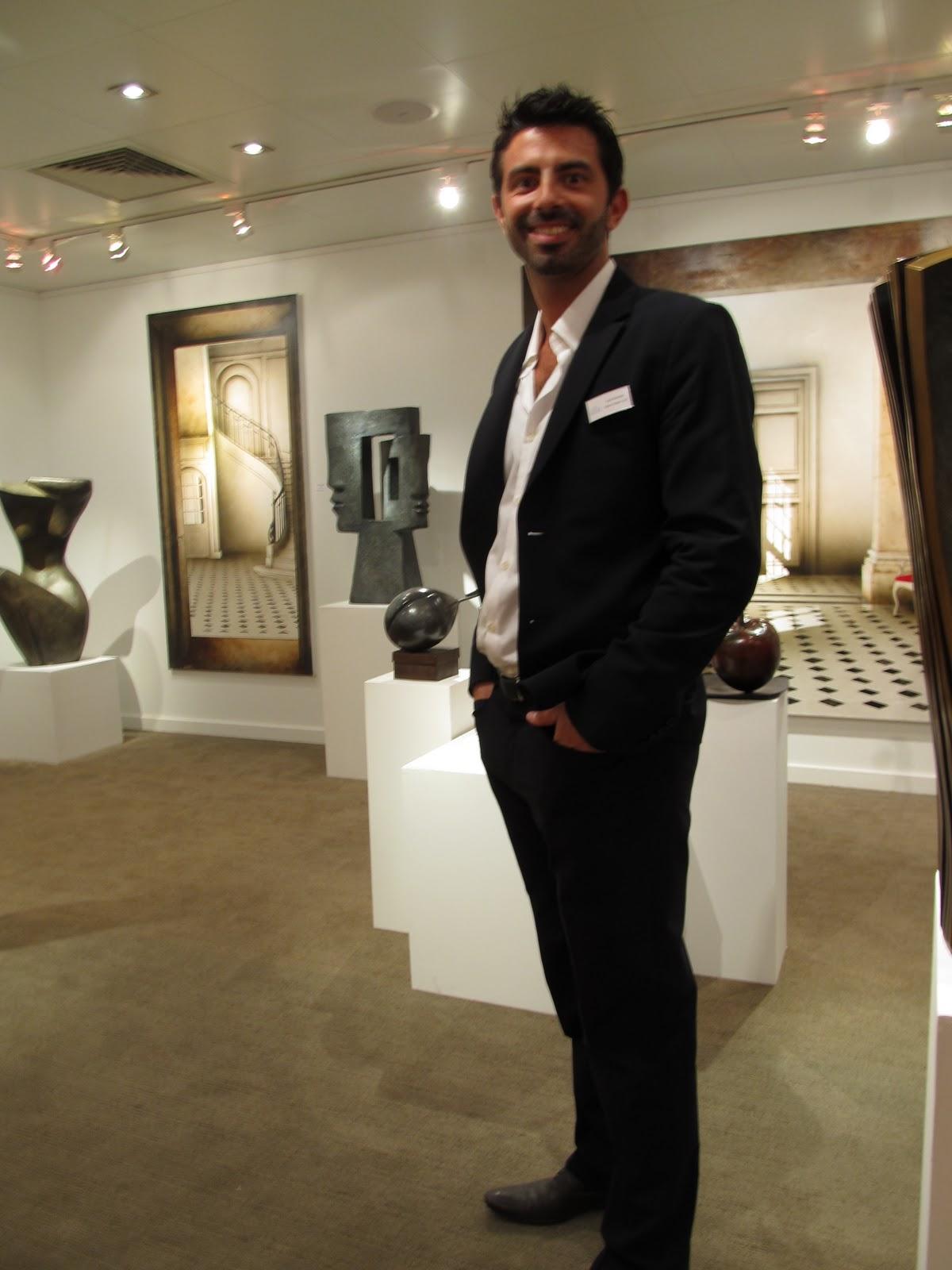 Sarasota Yacht Club >> A Successful Art Sarasota 2011, The Megayacht Venue   WUM