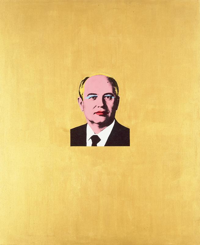 Doctor Ojiplático. Alexander Kosolapov. Arte Politico