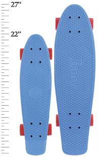 Gulf Coast Longboarding: Penny Boards
