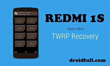 download twrp redmi 1s terbaru