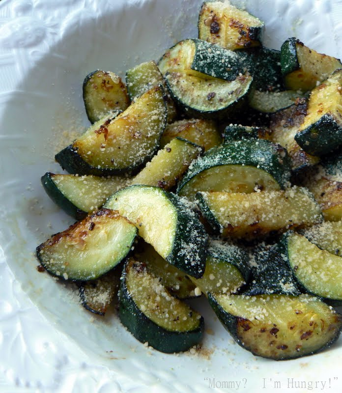 MIH Recipe Blog: Garden Fresh Sauteed Zucchini