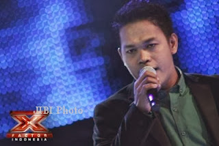 Agus Hafiluddin X Factor - Always Be My Baby
