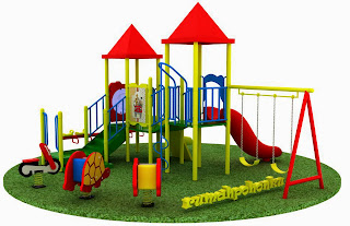 desain playground indonesia Hotel Raffles