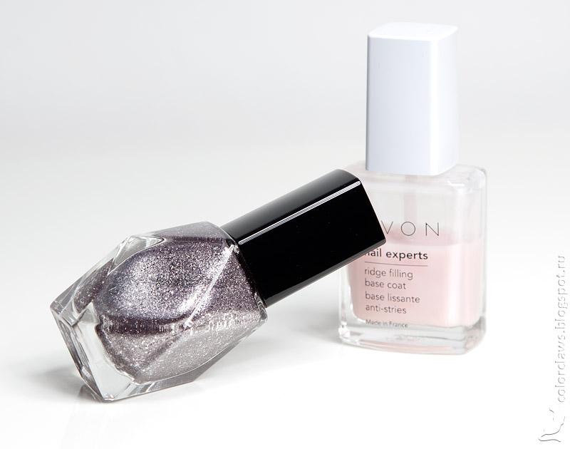 Avon Silver Crystals