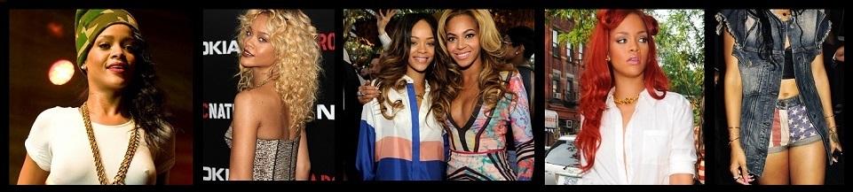 """""""Lubię, kiedy ludzie zastanawiają się: Co ona do diabła ma na sobie?"""" - Rihanna"""