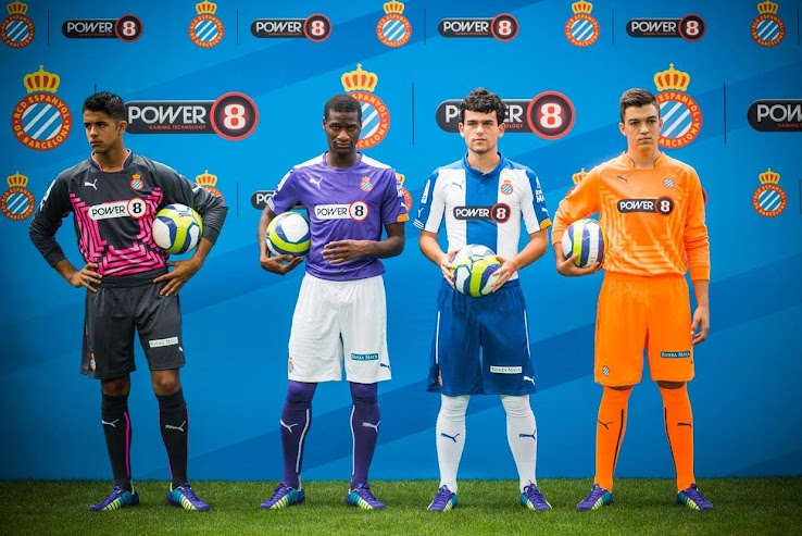 Puma RCD Espanyol 14-15 Kits Released