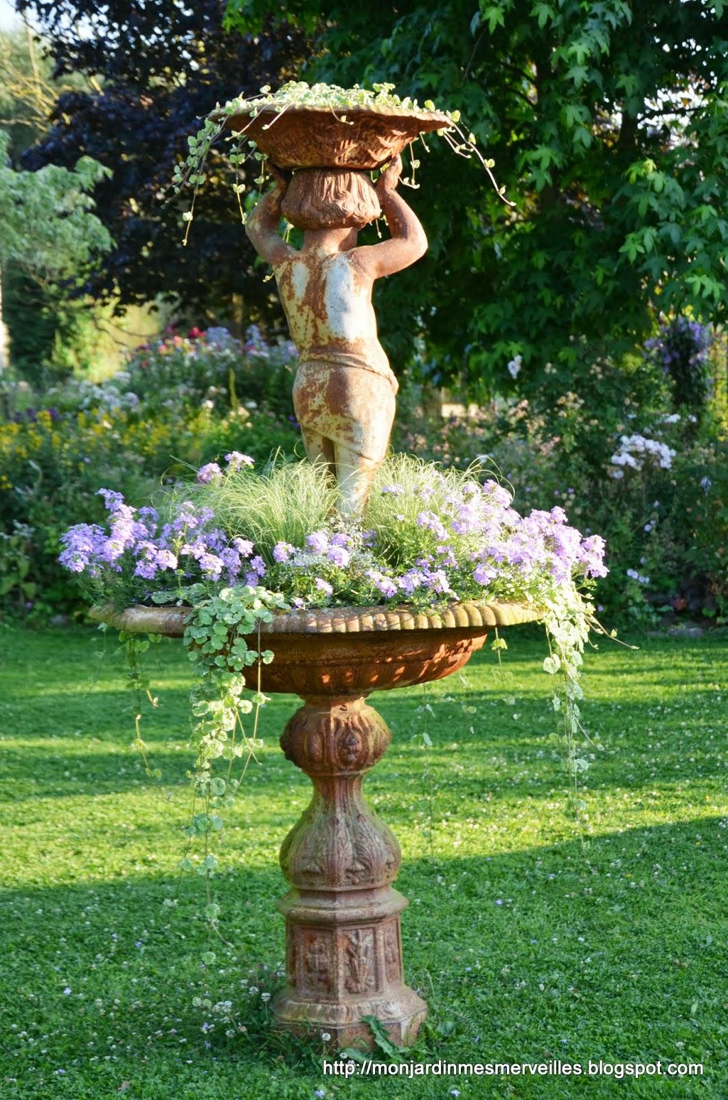 Mon Jardin Mes Merveilles: L\'ange fleuri