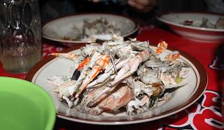 kepiting seafood paris