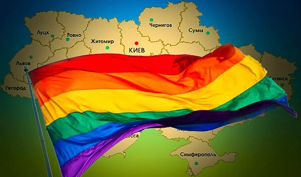 One third of polled Ukrainians support ban on sexual discrimination, gay rights Ukraine, homophobia