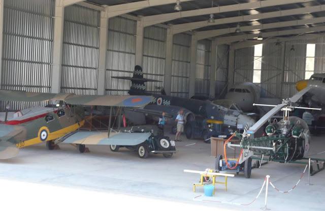 Muzeum Lotnictwa, Ta'Qali, Malta