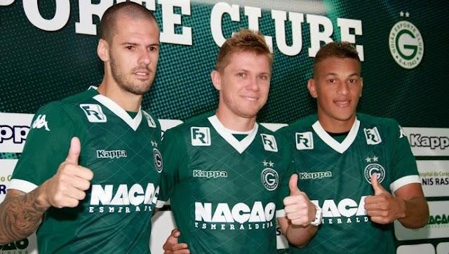 Após título, Goiás se movimenta atrás de reforços.