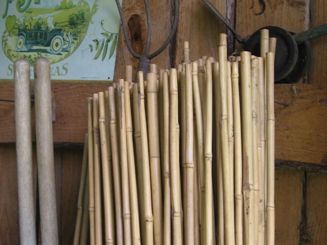 Bamboo Garden Edging6