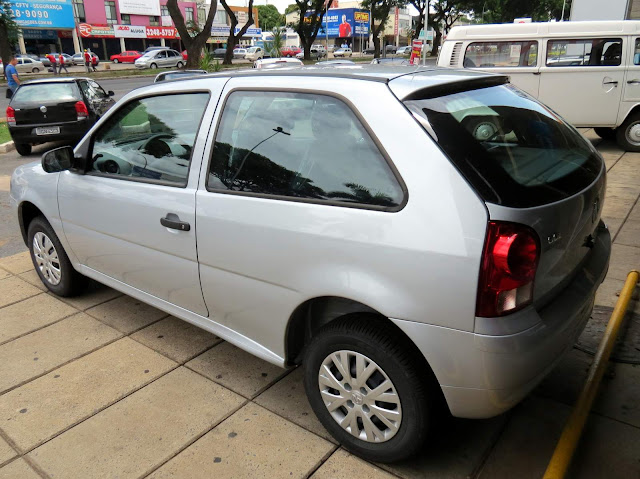 VW Gol G4 2013