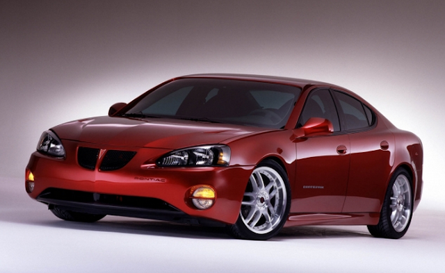 A Sports Car For All (Pontiac Grand Prix)