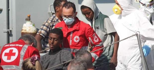 Frontex denuncia falta de personal, barcos y aviones para afrontar la crisis migratoria