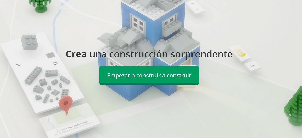 Build With Chrome Construye Con LEGO Desde El Navegador De