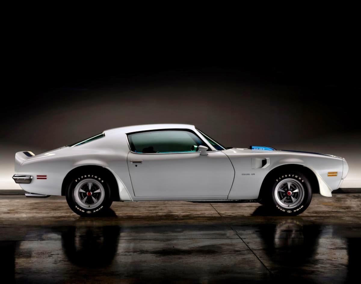 6Th Gen Camaro >> Classic American Cars: Pontiac Firebird 2nd gen. (1970-1981)