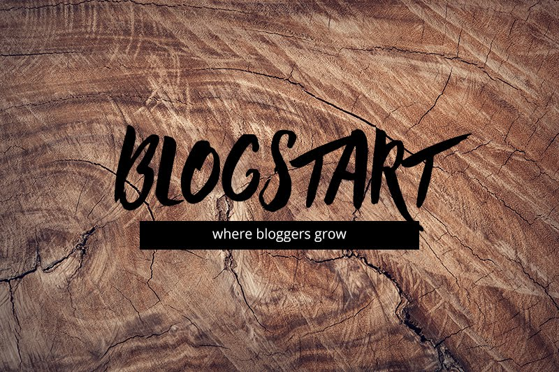 Grow your blog with Blogstart!