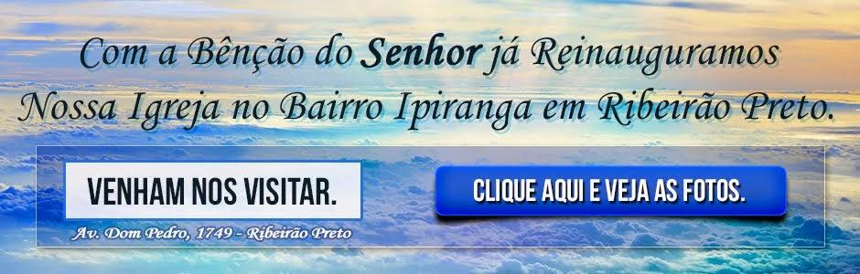 Veja as Fotos da Reinauguração no Bairro do Ipiranga em Ribeirão Preto
