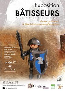 Exposition Médiévale, Salles Arbuissonnas