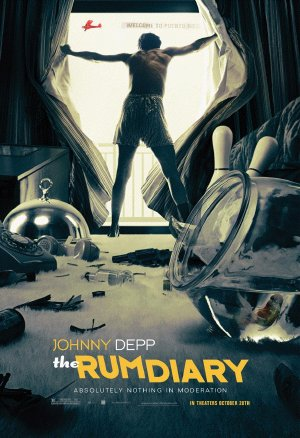 Cuốn Nhật Ký Kỳ Lạ VIETSUB - The Rum Diary - 2011