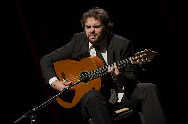 Daniel Méndez - Festival Flamenco Bankia - Teatro-Circo Price (Madrid) - 11/02/2012