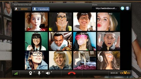 How to Manipulate Your Webcam in ooVoo Application on Facebook