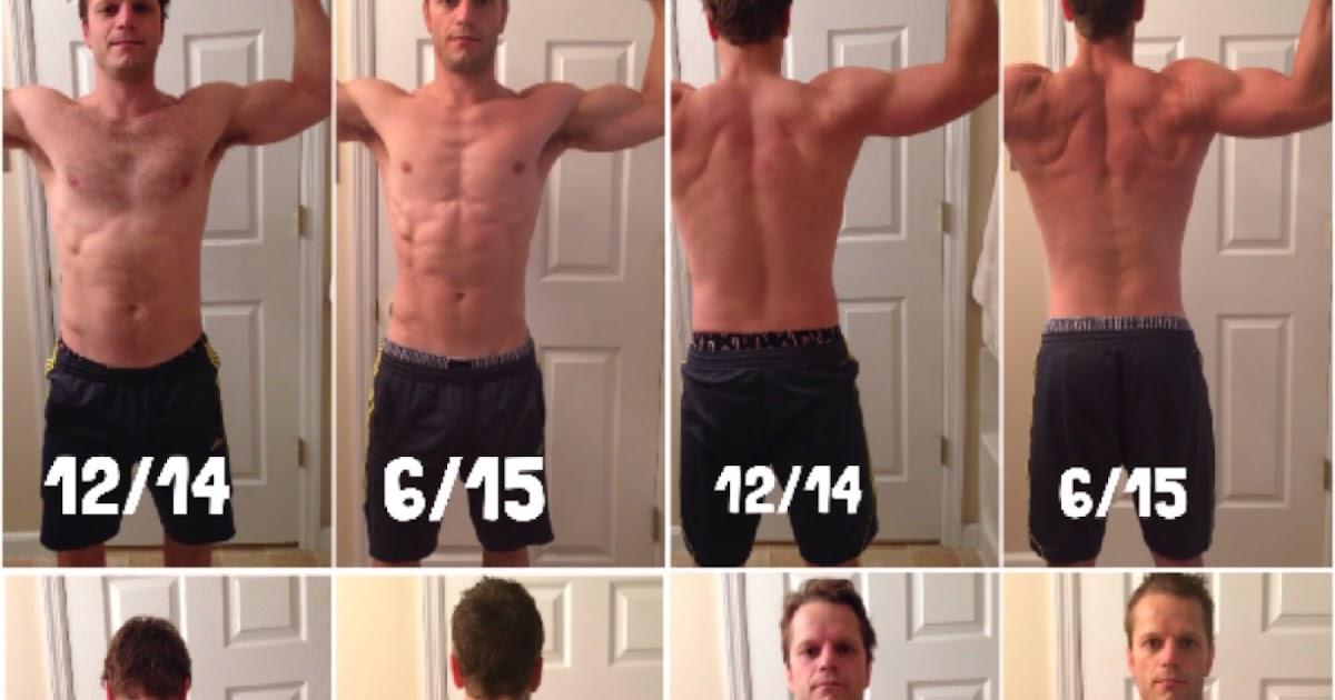 Fit Mommy Ashley : Luke and Ashley's Body Beast Results
