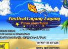 Festival Layang-layang Nusantara Akan Ramaikan PAI