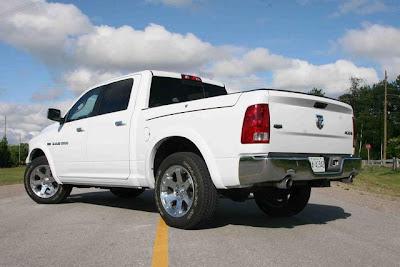 2012 Ram 1500 Laramie Review