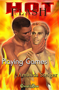Playing Games by Amanda Steiger